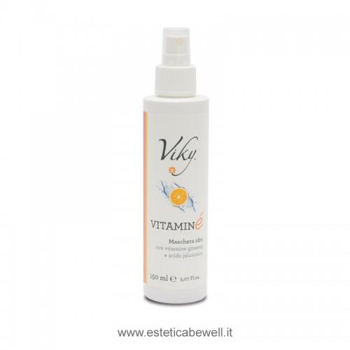 Maschera Idro con Vitamine Ginseng e Acido Jaluronico - Vitaminè